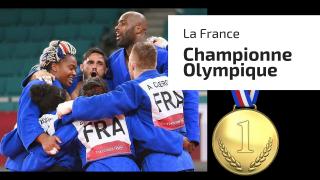 Image de l'actu 'La France Championne Olympique'