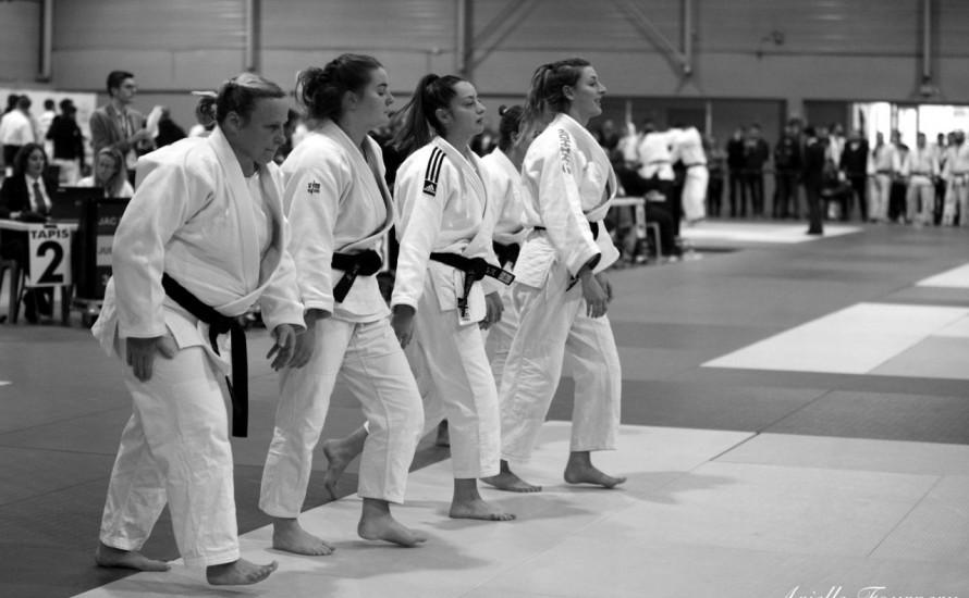 Une journée historique pour les filles de judo Villefranche
