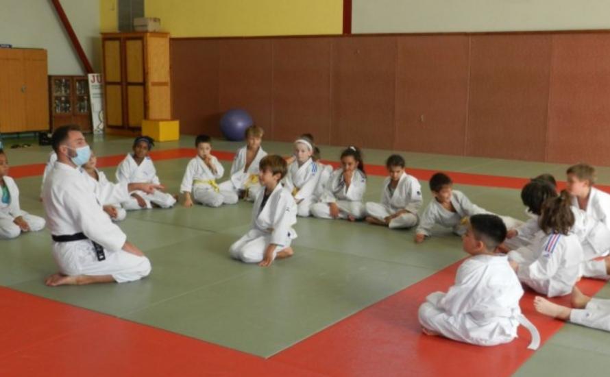 Judo Villefranche a effectué sa rentrée